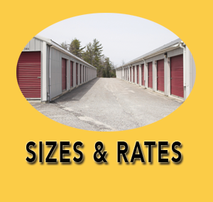 size and rates
